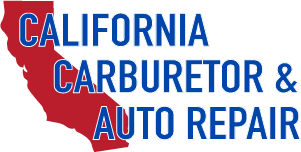 California Carburetor & Auto Repair Logo