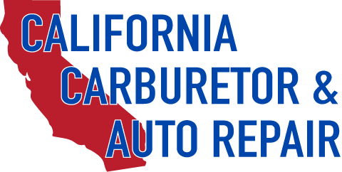 California Carburetor & Auto Repair Retina Logo
